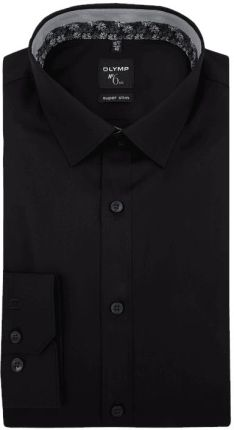 b881553cec33e9 Jake*s Koszula biznesowa o kroju slim fit z krótkim rękawem ...