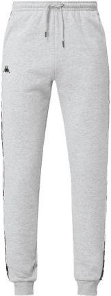 6269ba5a6 Kappa Spodnie dresowe z detalami z logo ...