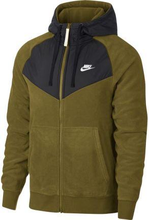 Bluza Nike Sportswear Pullover szare 832216 091 Ceny i