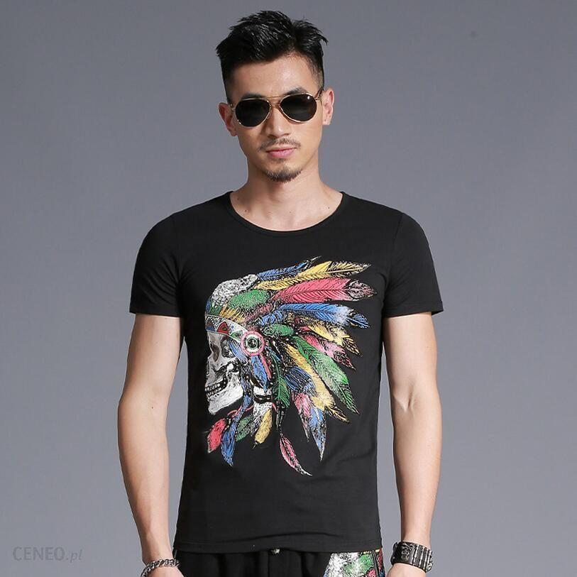 Moda projekt mężczyzna t koszula lato krótki rękaw