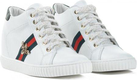 Adidas Superstar BIAŁE ZIELONE buty męskie CM8081 Ceny i opinie Ceneo.pl