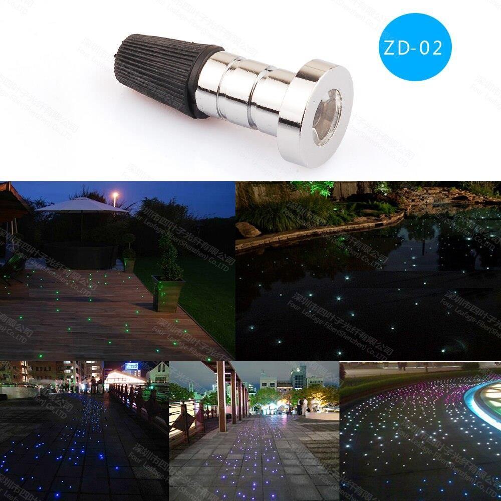 Aliexpress Zd 02 Basen Led światłowodowe Włókna Optyczne Zagłębiona Podłoga Oświetlenie Podwodne światła Podziemny Ceneopl
