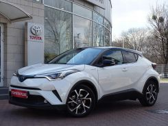 Toyota C-HR 1.8 Hybrid Dynamic + LED + Tech