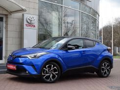 Toyota C-HR 1.8 Hybrid Dynamic + LED + Navi + Tech