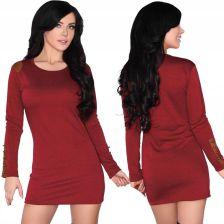 d0eb525744 Czerwona obcisła sukienka - ceny i opinie - Ceneo.pl