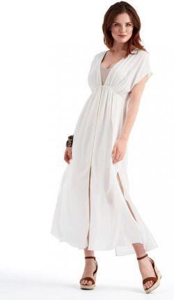 Fashion Union CARLA Sukienka letnia pink Ceny i opinie