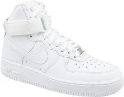 Nike Air Force 1 wysokie białe 41