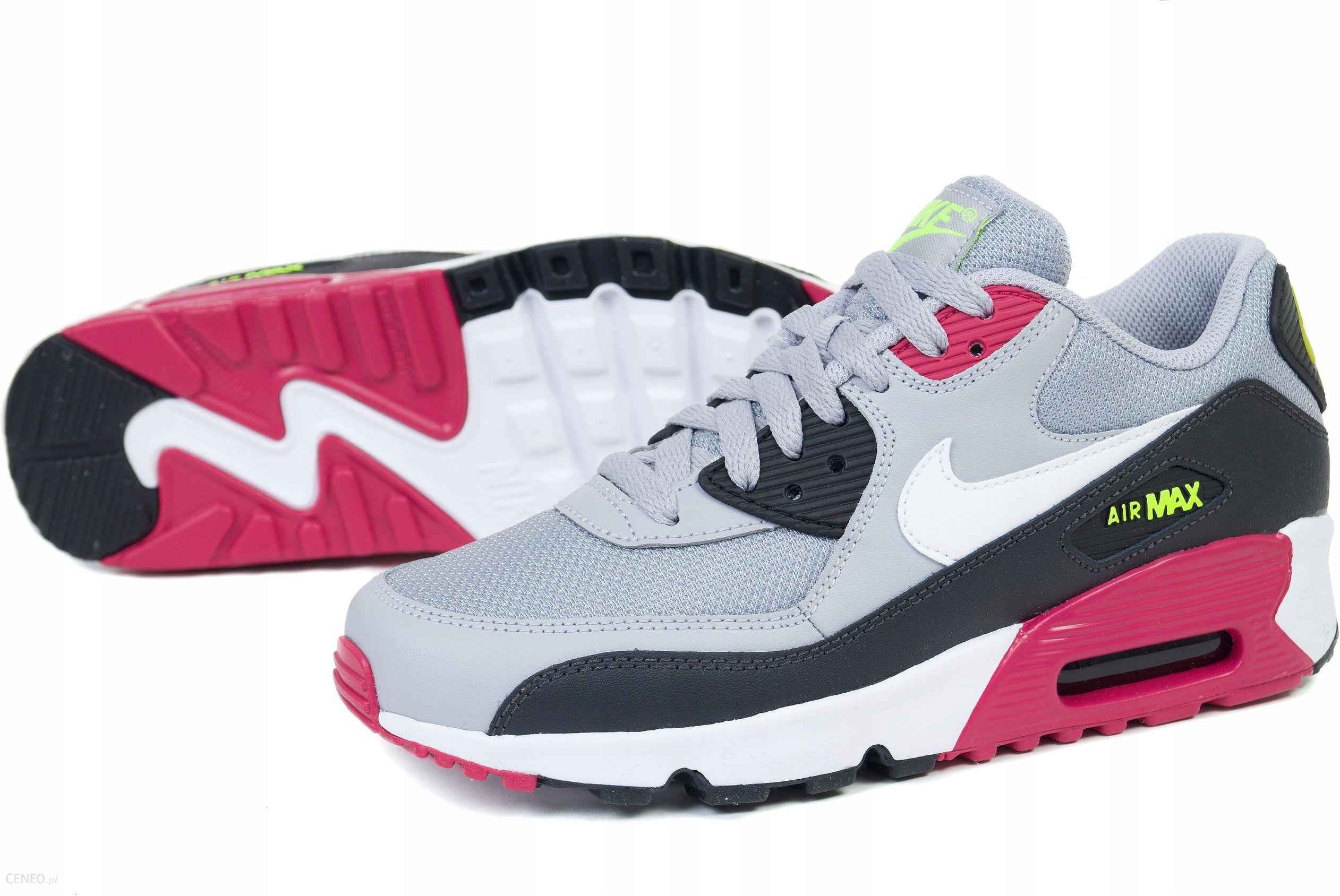 Buty Damskie, Dziecięce Nike Air Max 90 Mesh GS 833418 027