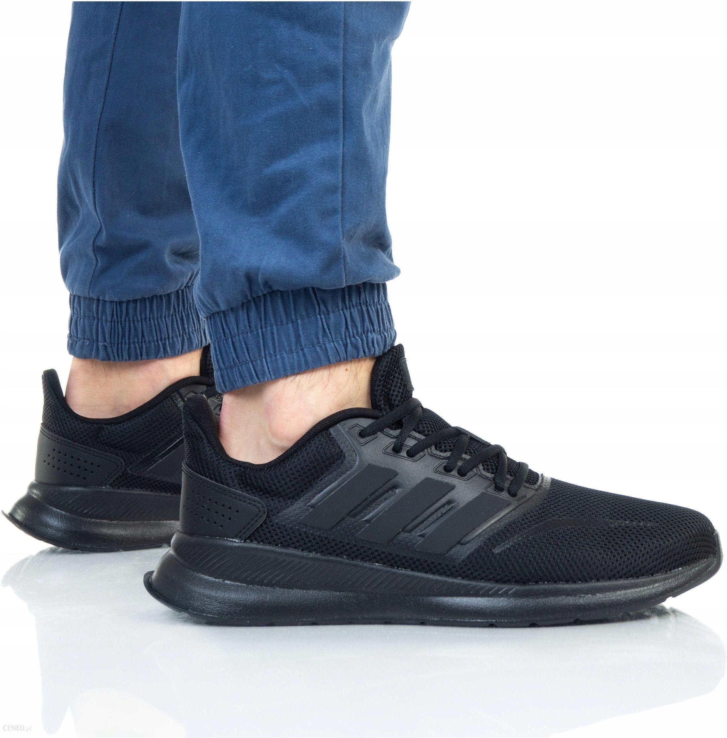 Buty Adidas Męskie Runfalcon G28970 Czarne Ceny i opinie Ceneo.pl