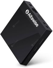 """Alfawise A9 4K Amlogic S905 Android 8.1 TV Box - EU Plug Black"""