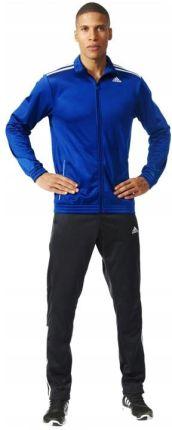 Męskie Dres Komplet Adidas bluza spodnie M36196 Ceny i