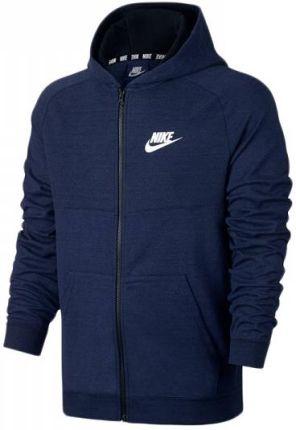 Nike NSW Club Camo Hoodie FZ Bluza 065 XL 188 cm