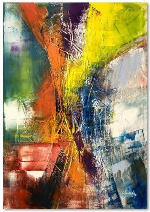 Tanie Obrazy I Plakaty Abstrakcja Allegropl Tematyka