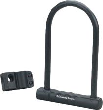 Masterlock 200mm D Lock With Carrier Bracket