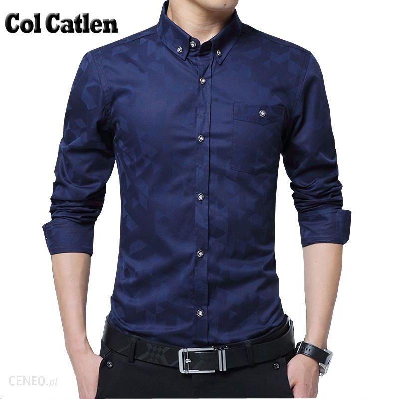 Nowych Mężczyzna Ubrania Koszule Męskie Z Długim Rękawem