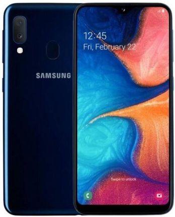 Samsung Galaxy A20e Sm A202 3 32gb Dual Sim Niebieski Cena Opinie Na Ceneo Pl