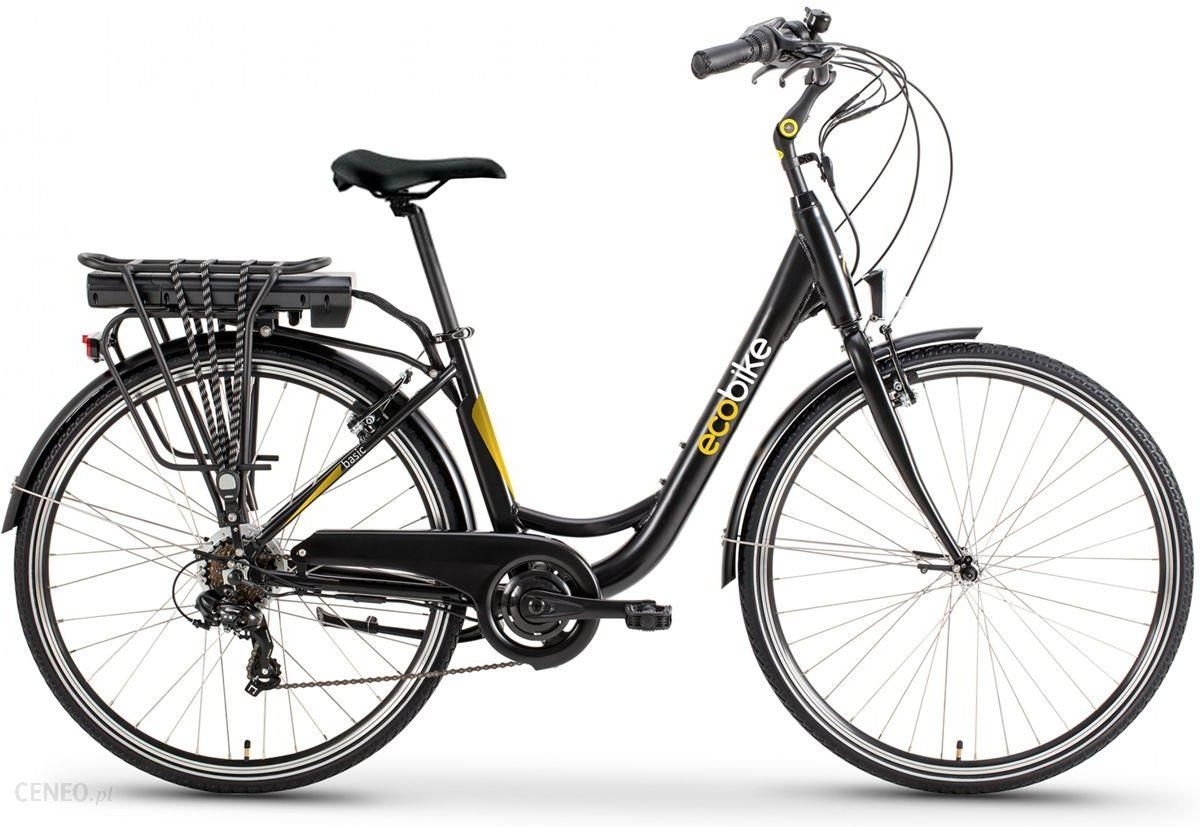 rower elektryczny ecobike