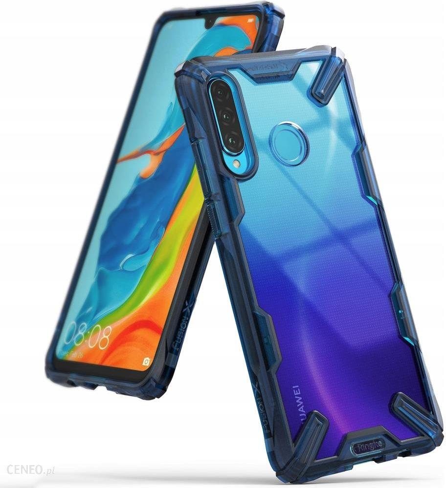 Ringke Fusion X Pancerne Etui Do Huawei P30 Lite Etui Na Telefon Ceny I Opinie Ceneo Pl