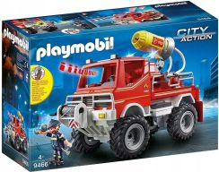 Playmobil City Action Terenowy Wóz Strażacki 9466