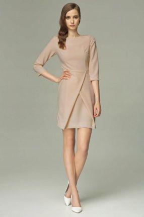 39d0bc6e9f C2E002 MISEBLA  MC2 Mini Sukienka Rękaw 3 4  XXL Allegro