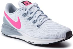 51623c72 Buty NIKE - Air Zoom Structure 22 AA1640 402 Half Blue/Hyper Pink