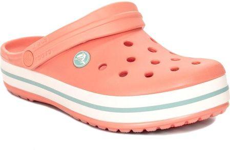 Crocs Crocband Klapki Damskie 11016 4IO BLUE JEANPOOL