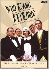 You Rang M'lord Complete (Pan wzywał, Milordzie?) (BBC) [BOX] [DVD]