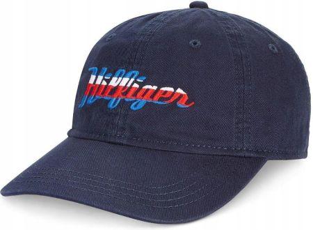 f1aefac1a0348 Czapka męska TOMMY HILFIGER - Hilfiger Trucker Cap AM0AM03324 413 ...