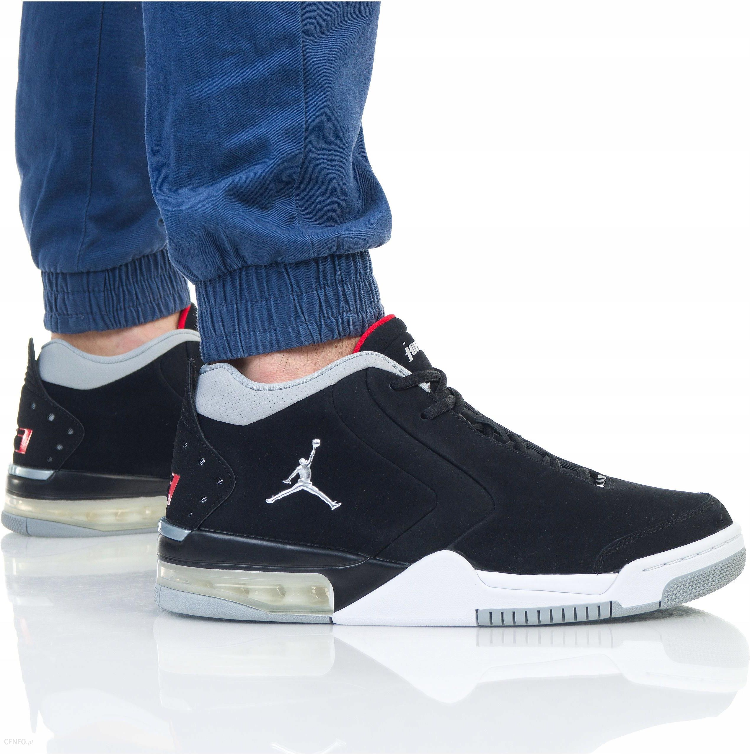 Buty Nike Męskie Jordan Big Fund BV6273 001 Czarne