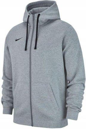 6184597ec5410d ... chłodny jasny szary melanż. Bluza z kapturem Nike Hoodie Team Club 19  158-170 Allegro