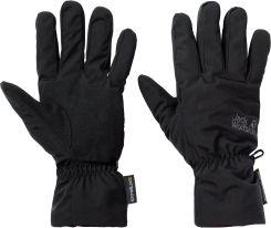 d8060d01286ea2 Jack Wolfskin Rękawice Stormlock Highloft Glove Black XS S M L XL