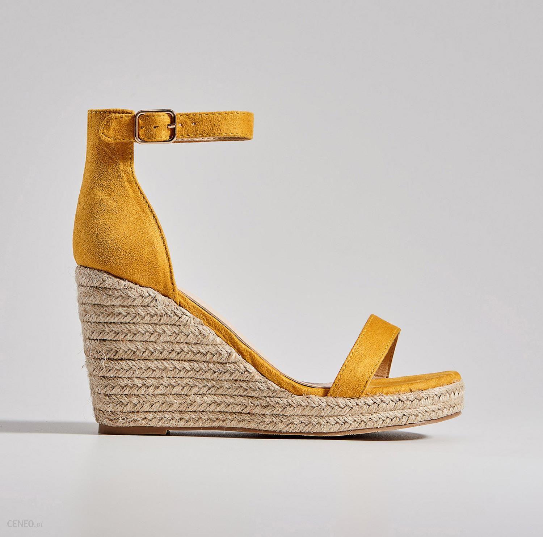mohito sandały z cekinami