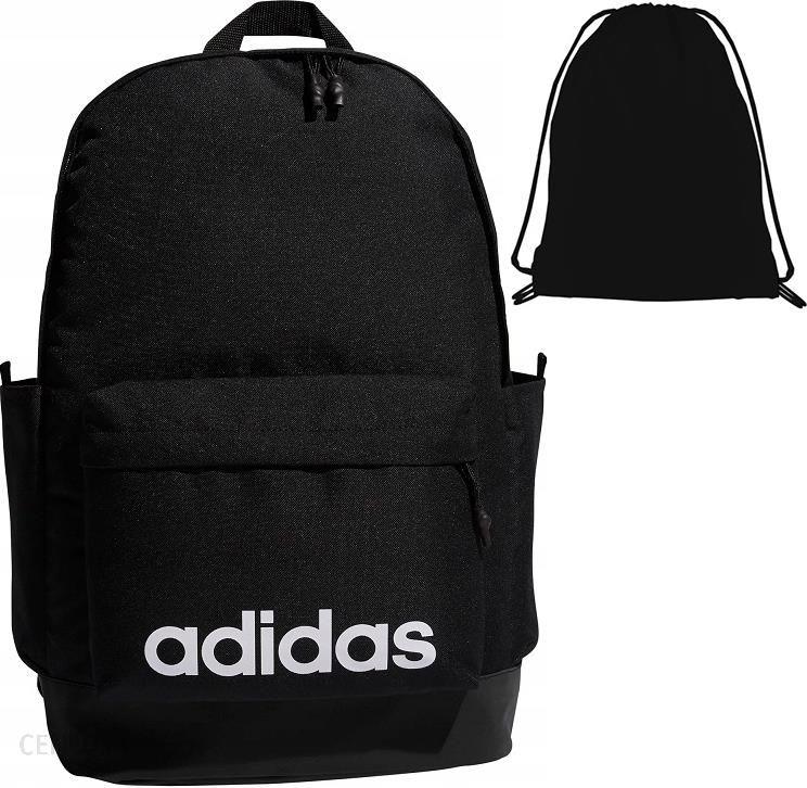 najnowsza zniżka dobra jakość niesamowity wybór Adidas Plecak Szkolny Czarny DM6145 - Ceny i opinie - Ceneo.pl