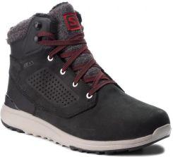 buty ocieplane męskie buty trekkingowe Salomon, porównaj