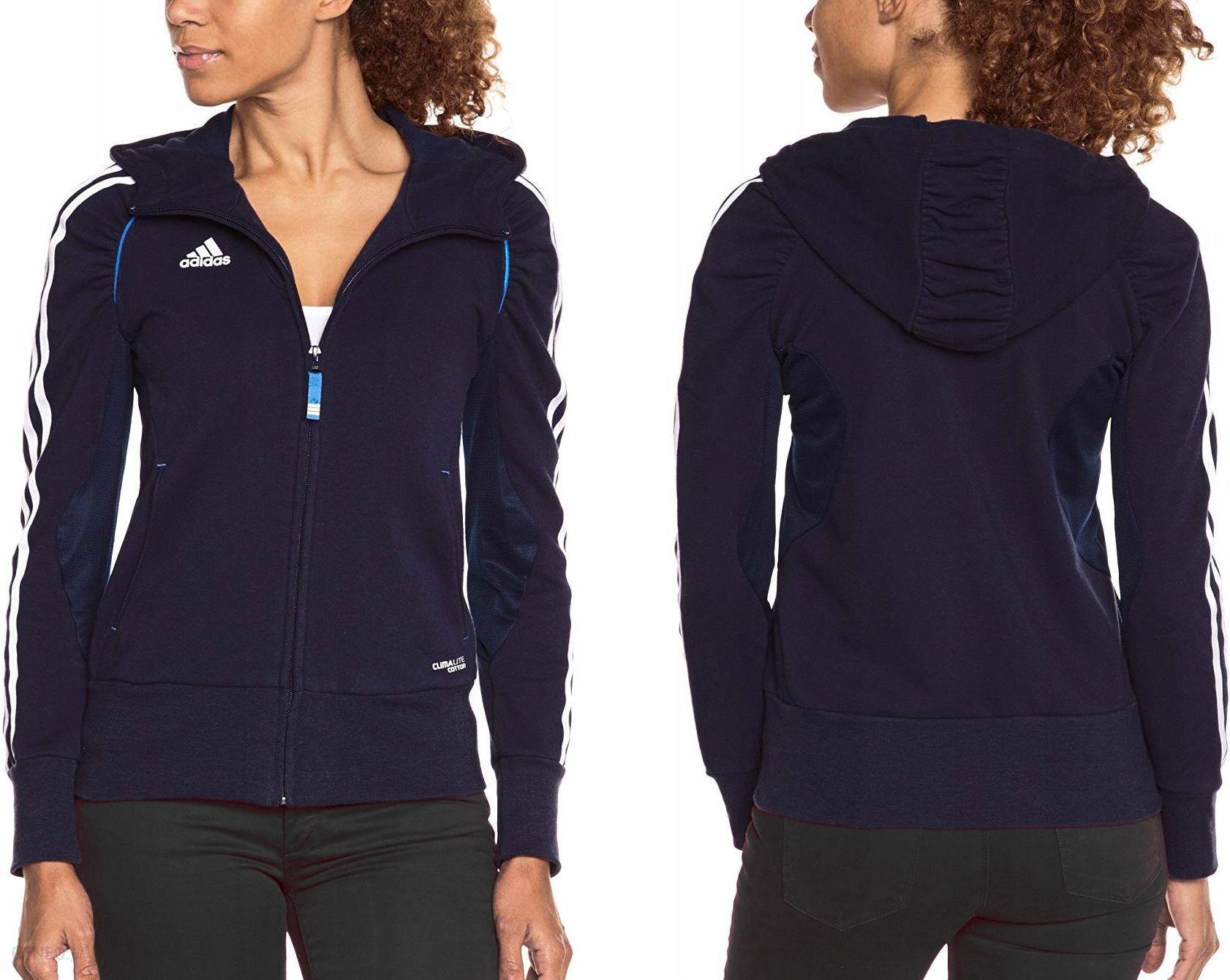 kupować nowe nowy styl życia style mody 1536 Bluza Damska Adidas Rozpinana Climalite L/XL - Ceny i opinie - Ceneo.pl