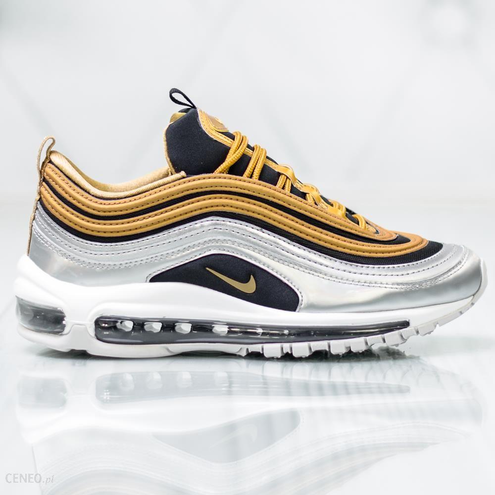 Buty Damskie Nike W Air Max 97 Se AQ4137 700 (Srebrny