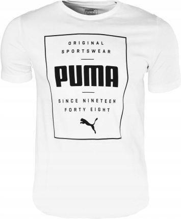 T shirt PUMA Koszulka Męska (852302 02) L