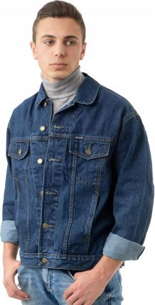 678c223c61 Kurtka Katana Bluza Męska Jeans Shave XL granatowa Allegro