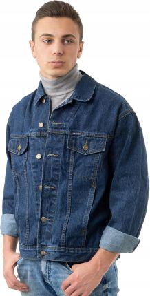 7e0df56d8 Kurtka Katana Bluza Męska Jeans Shave M granatowa Allegro