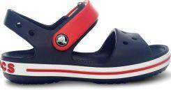 4c585d9e1d22c Crocs sandały dla dziewczynki Crocband Sandal Kids granatowo czerwone 12856  485