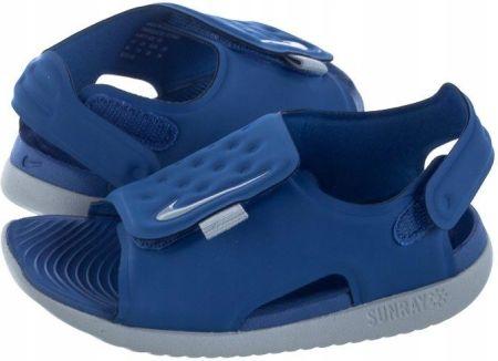 a118a949868f0b Sandały Dziecięce Nike Sunray Adjust 5 (td) Czarne - Ceny i opinie ...