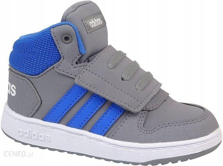 Adidas Hoops F35833 Buty Dziecięce Rzepy Wysokie Ceny i opinie Ceneo.pl