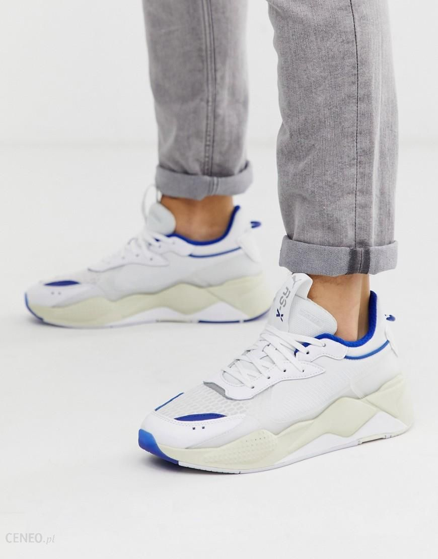 Puma RS X Tech Trainers in white White
