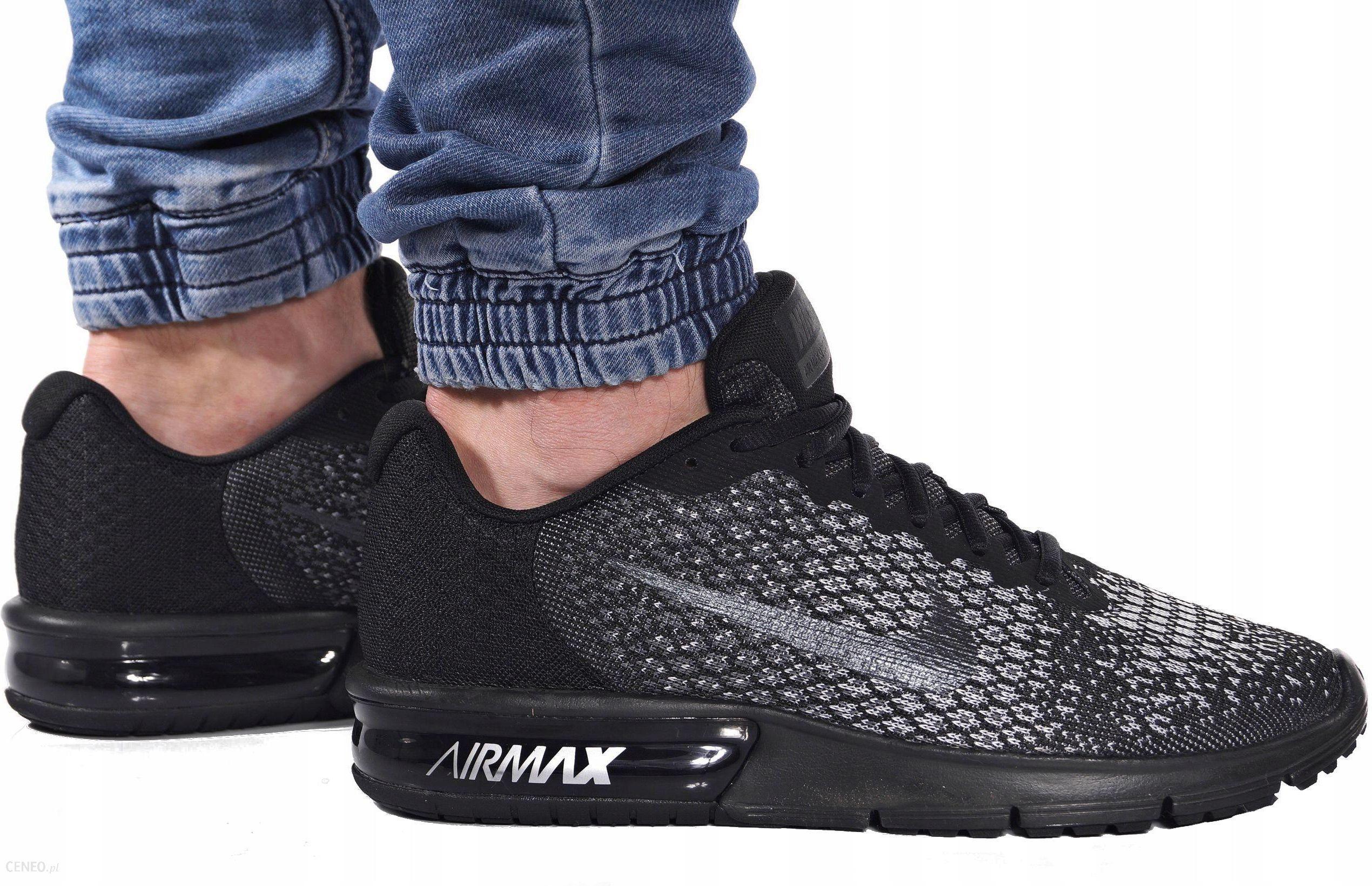 Nike Air Max Sequent   Sportowe i trampki Męskie   RgfrI
