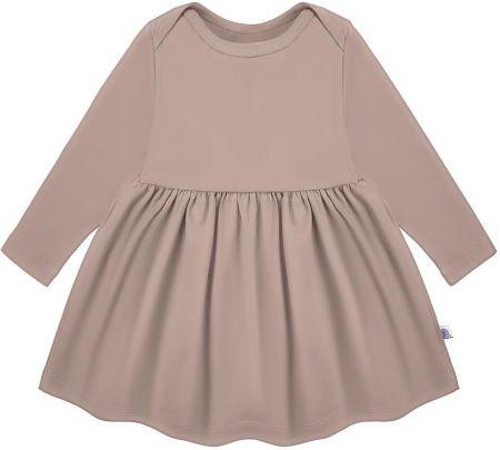 0753df6bdeaa19 Sukienka jasny wrzos - fioletowy \ Dziecko