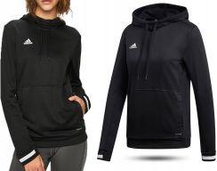 Adidas, Kurtka dresowa z kapturem Czarny Ceny i opinie