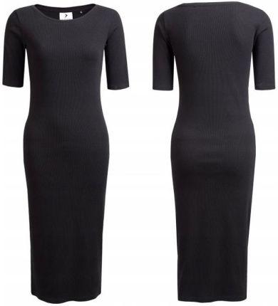 8ac157c90d Adidas Originals 3 STRIPES DRESS Sukienka z dżerseju black - Ceny i ...