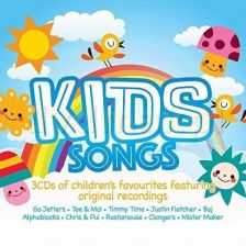 Kids Songs [3CD]