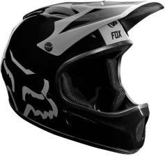Fox Rampage Mtb Full Face Black