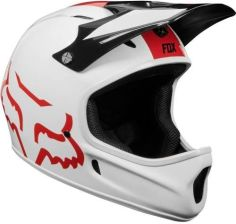 Fox Rampage Mtb Full Face White